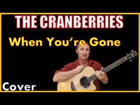 when you 39 re gone cover the cranberries youtube. Black Bedroom Furniture Sets. Home Design Ideas