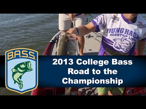 2013 College Bass Road to the Championship