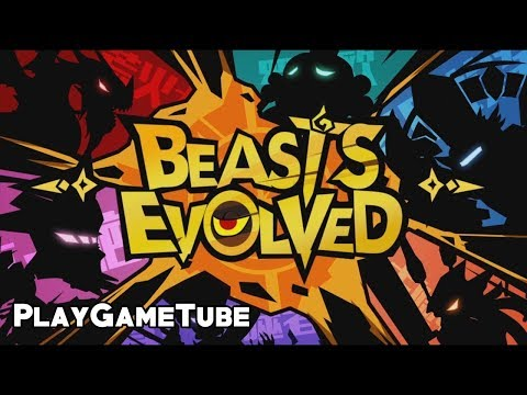 Beasts Evolved: Skirmish Game Play REALITY SQUARED GAME CO., LIMITED