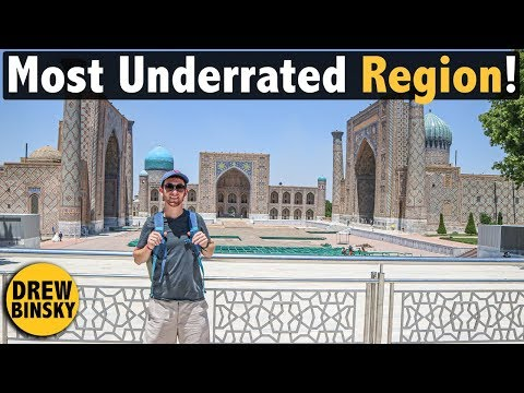 World's Most Underrated Region! (CENTRAL ASIA)