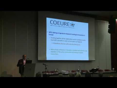 Economic Research and Economic Policy Challenges in Europe - The COEURE Project