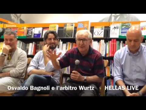 Osvaldo Bagnoli E L Arbitro Wurtz Youtube
