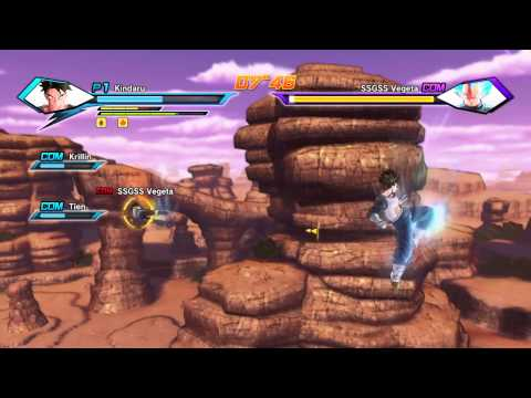 DRAGON BALL XENOVERSE, Walkthrough, How to get Warp Kamehameha, and Super Galick Gun