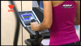 BH Fitness Khronos Elliptical Cross Trainer (G260).flv