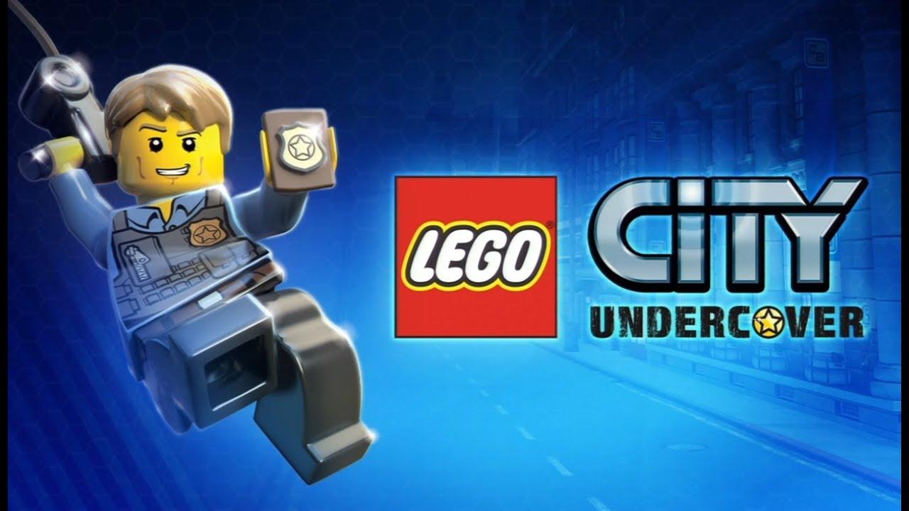 Lego City Undercover - Gameplay Español - WII-U - YouTube