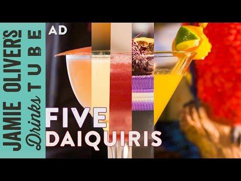FIVE Awesome Daiquiri Twists | FIVE Top Bartenders