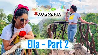 Travel with Wasuliya - වාසුළිය | Ella - Part 2 | Travel Magazine @Sri Lanka Rupavahini Thumbnail