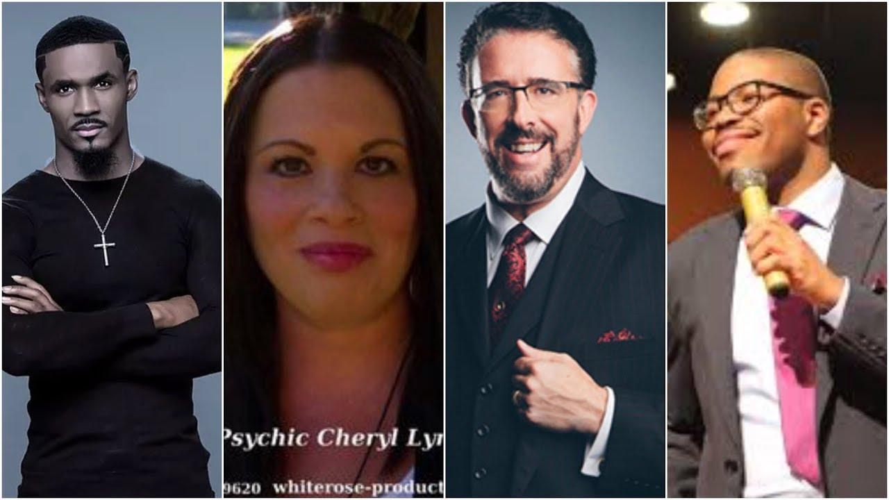 Brian Carn vs  Psychic Cheryl Lynn, Matthew Stevenson, Perry Stone | The Lies Have to Stop 🛑