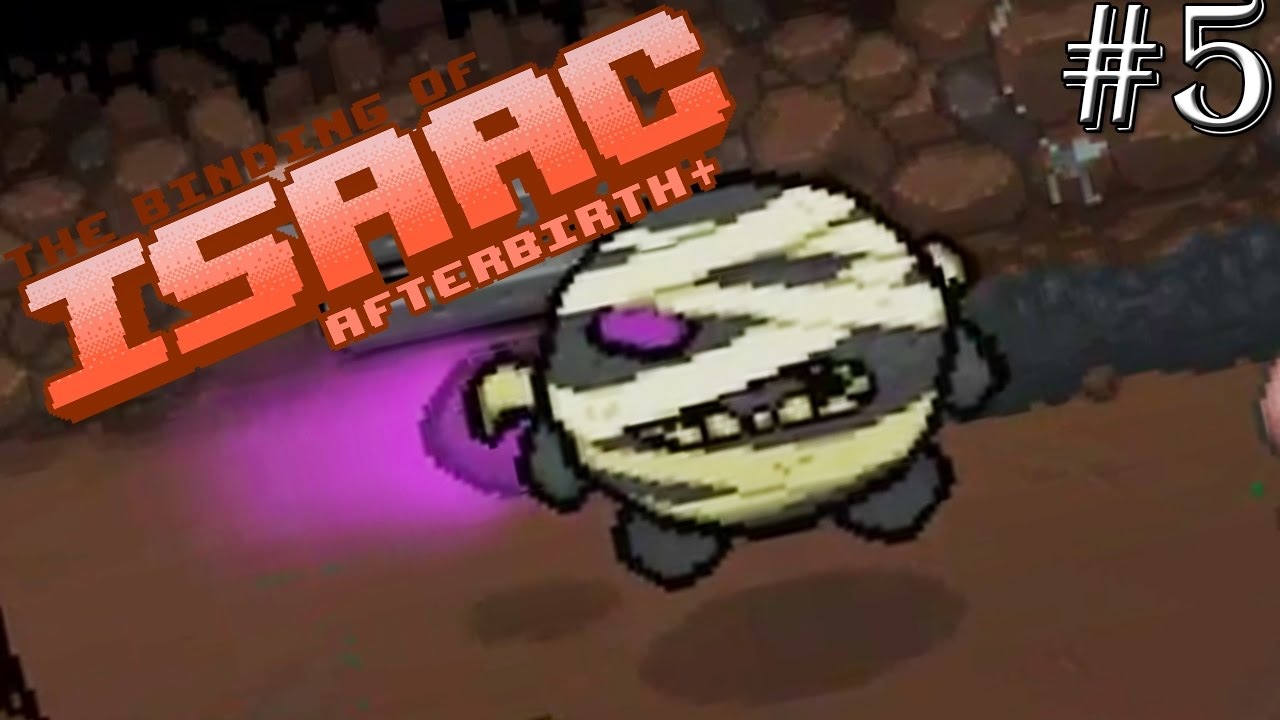DZIWNY TEN NOWY BOSS oO | The binding of Isaac Afterbirth+ #5