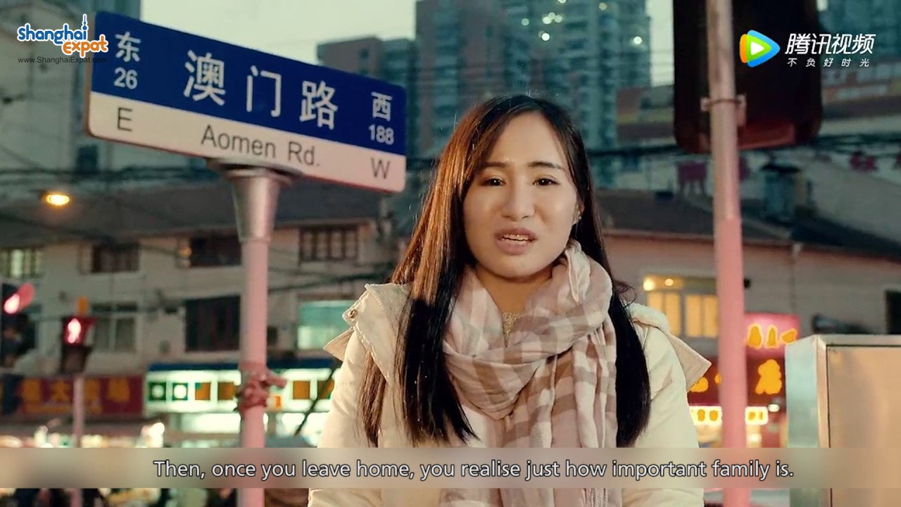 Young Chinese People Talk Abou...