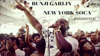 "Bunji Garlin - New York Soca Freestyle (Explicit) ""New Soca"""