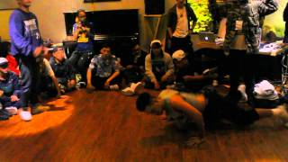 Show Off Vol.5 Breaking | Final | Hanzo Hattori vs Tee