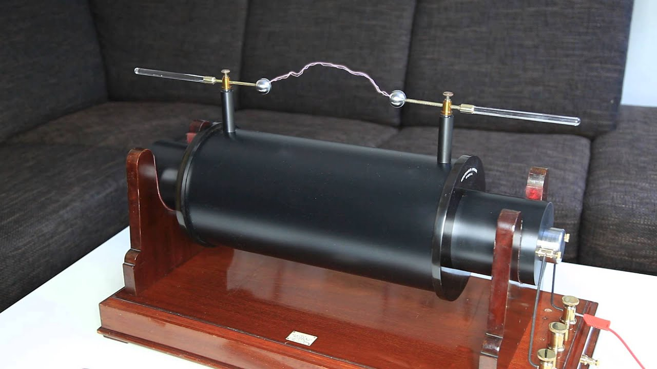 Funkeninduktor Newton Coil