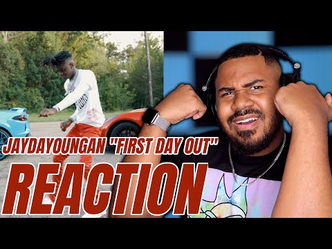JayDaYoungan – First Day Out (LLC Freestyle) REACTION