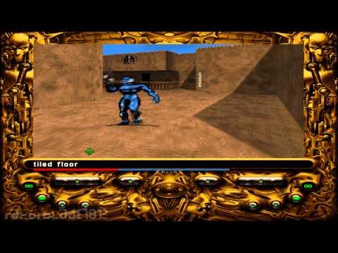 MS-DOS/PS1 - Perfect Assassin - Level 2 - Golden Crescent of Kar-es-Taal