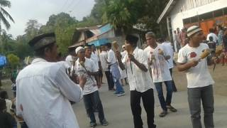 Tradisi Tikam Dabus Desa Dai Kecamatan Pulau Gorom ( MALUKU)