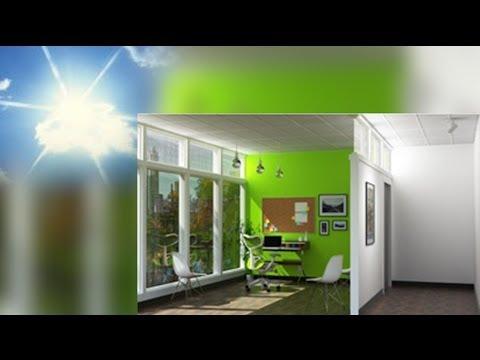 SmartLight redirects sunlight into building interiors