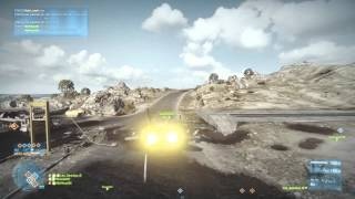 Paridas Battlefield 3 PC: Intentando tocar el cielo