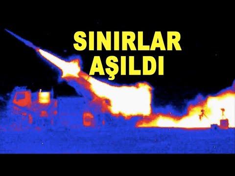 HİSAR füzeleri hedefin ötesine geçti - HİSAR air defense missile - ROKETSAN - ASELSAN - Hisar-A