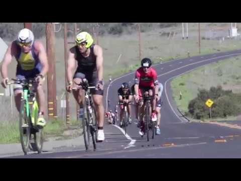 2018 Ironman Oceanside Triathlon Camp Pendleton (Biking Part)