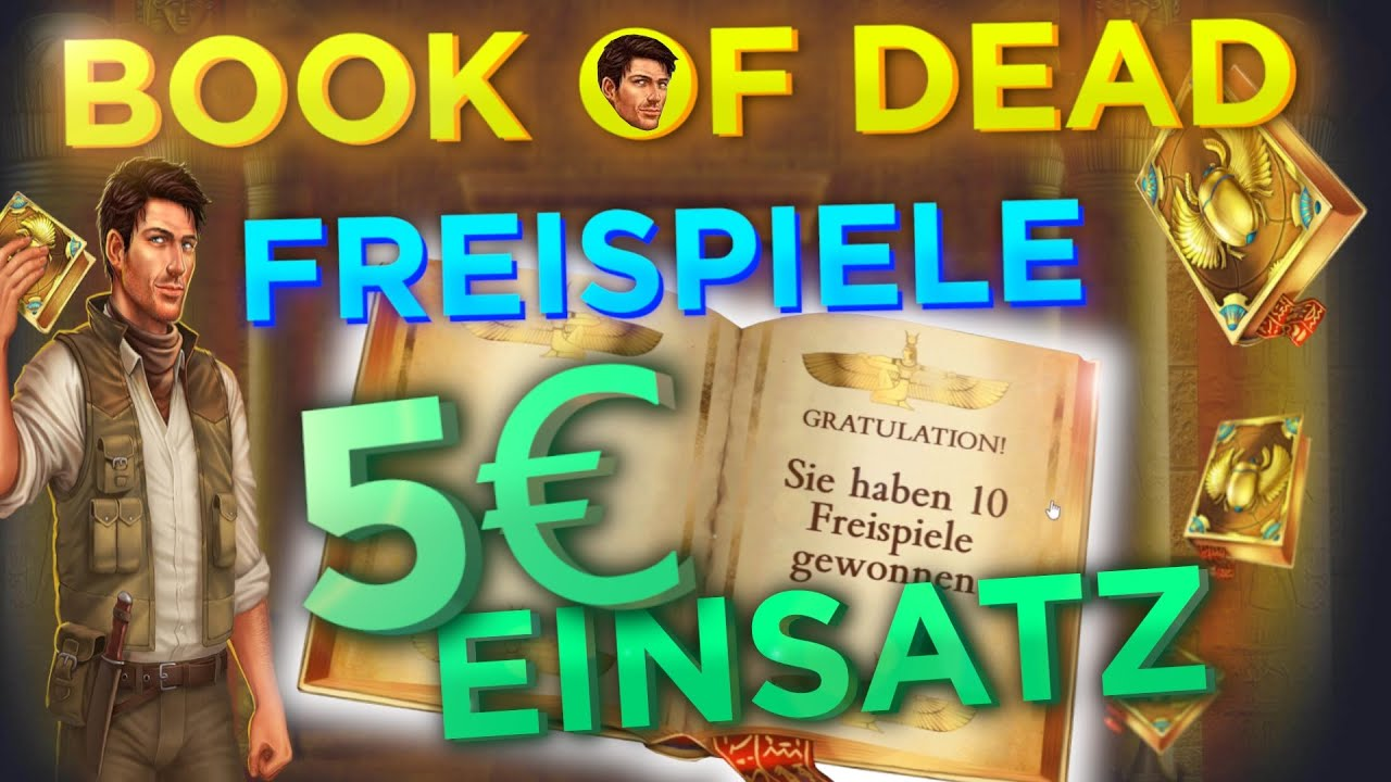 Freispiele Book Of Dead