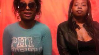 Envy Me ENT Izzy & Rochelle singing there new song Dont Let Me (Cardiac String Riddim)