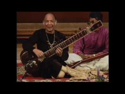 USTAD VILAYAT KHAN (Sitar) plays Raga Hameer