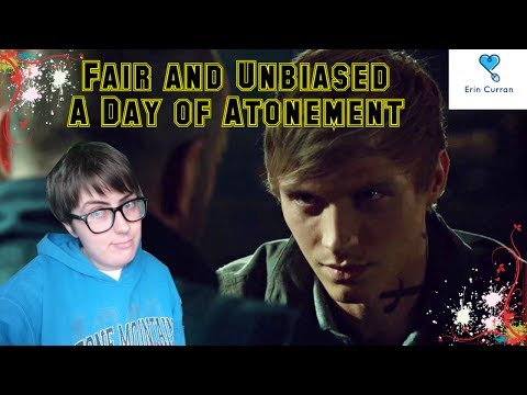 Roasting Sebastian Morgenstern || Fair and Unbiased || A Day of Atonement
