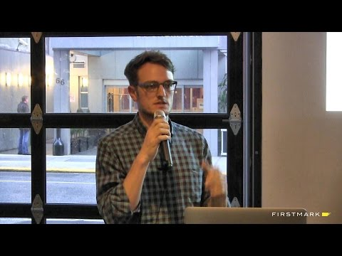 Steven Eidelman, Whistle // Finding Success in Consumer Hardware (FirstMark / Hardwired NYC)