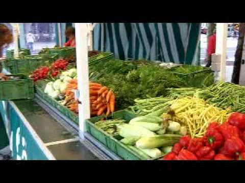 Organic  Vegetables & Fruits: Welcome to paradise......!