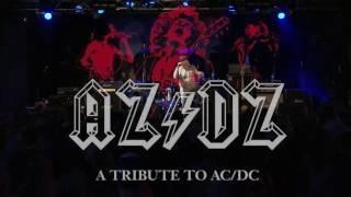 az dz ac dc official tribute show