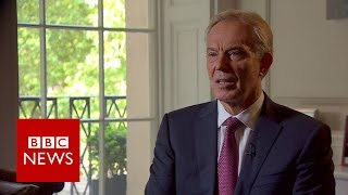 Tony Blair on Brexit - BBC News