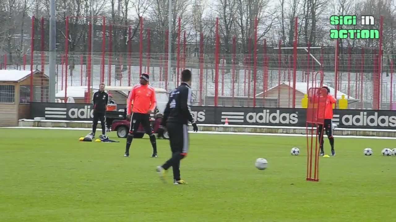 öffentliches Training Fc Bayern München