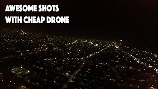 Video Night Flight Drone Video Footage - MJX Bugs 2 B2W + Xiaomi yi - Video Sample download MP3, 3GP, MP4, WEBM, AVI, FLV Juni 2018