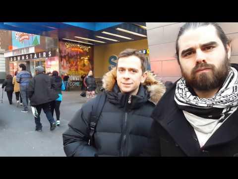 New York Mars 2016