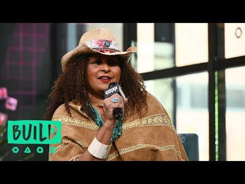 Pam Grier Loves How BrownSugar.com Allows For Diverse Content On-Screen