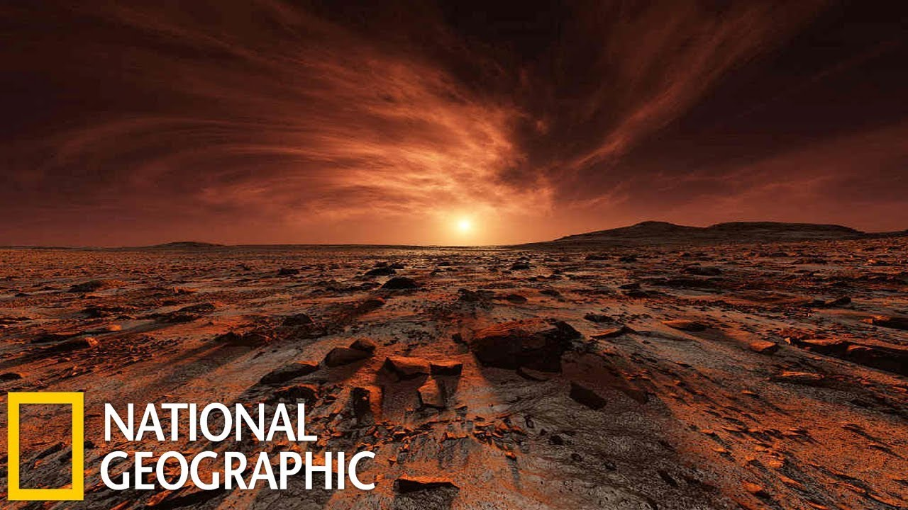 Жизнь на Марсе - реальность или фантастика? (National Geographic HD)