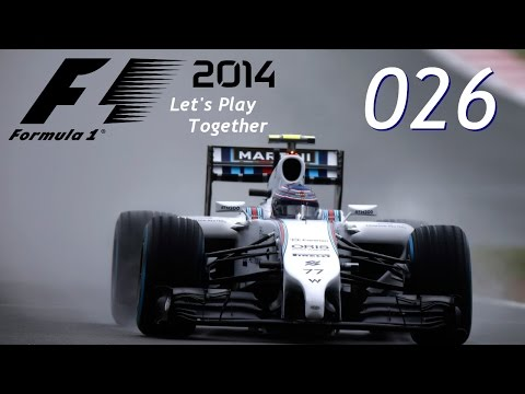 F1 2014 | Co-op | #026 England/Qualifying | Let's Play Together [HD]