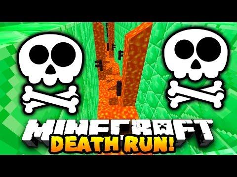Minecraft RUNNING FROM DEATH! w/PrestonPlayz, Vikkstar123 & CampingRusher