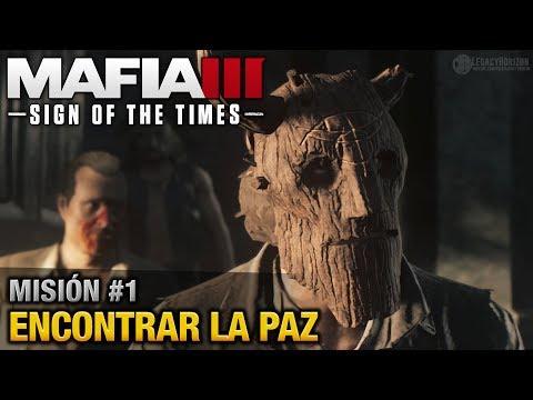 Mafia 3: El Signo de los Tiempos (DLC) - Misión #1 - Encontrar la Paz (Español/Sin Comentario)