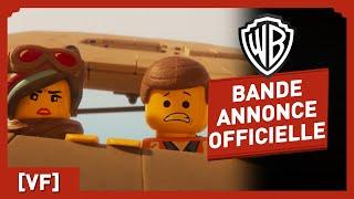 Bande annonce La Grande Aventure LEGO 2