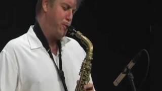 """Stitching,"" John Berndt Alto Saxophone Solo, 2009"
