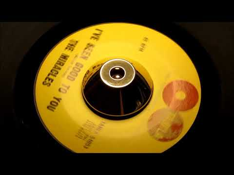 Miracles - I've Been Good To You - Tamla : 54053 PS (45s)