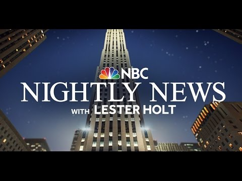 NBC Nightly News - April 20, 2017