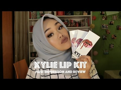 kylie-lip-kit-first-impression,-swatches,-and-review-|-bahasa-indonesia-|-makeupbyfatya