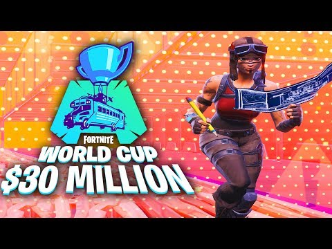 Fortnite WORLD CUP EDIT COURSE, Aim trainer & Warm Up course (Fortnite Best Edit Course)