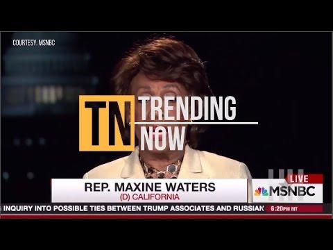 Maxine Waters, Hillary Clinton Clap Back At Sean Spicer, Bill O