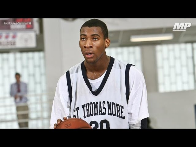 Andre Drummond High School Highlights