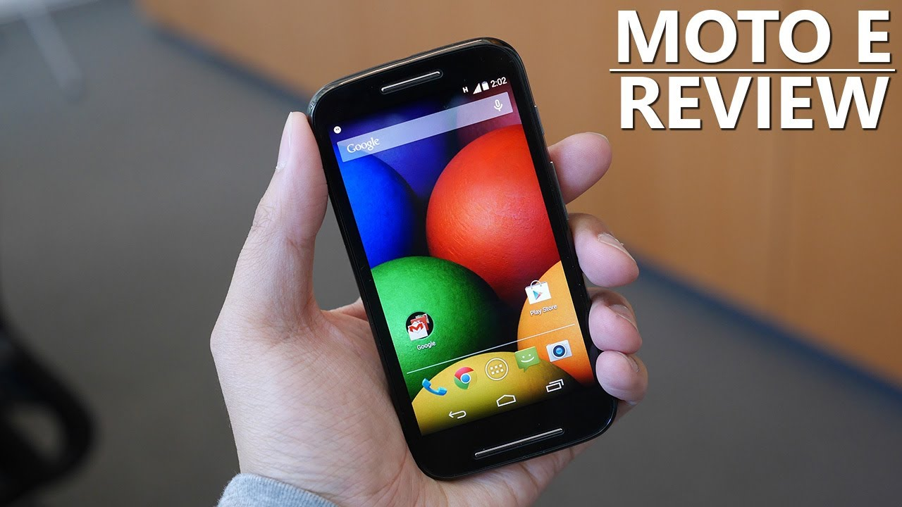 E Review >> Moto E Review Youtube