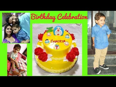 My son's 2nd Birthday Celebration 2017/ Family function /Birthday decoration ideas